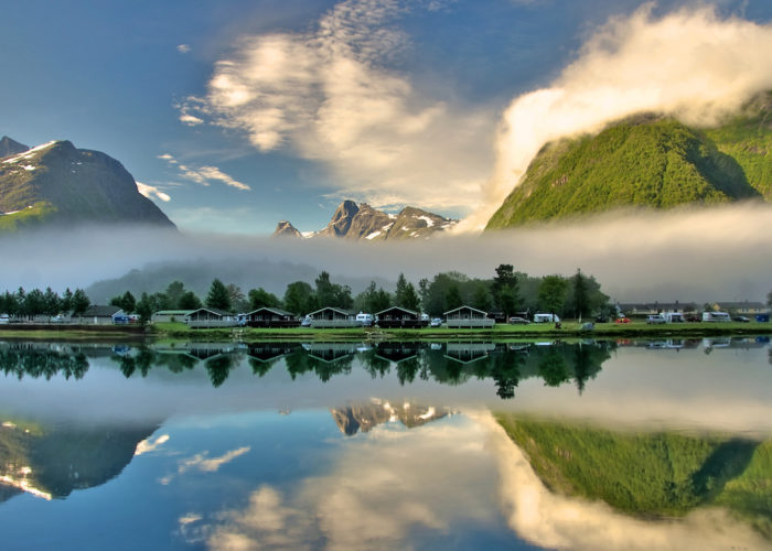 Åndalsnes Camping