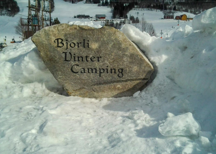 Bjorli Vintercamping
