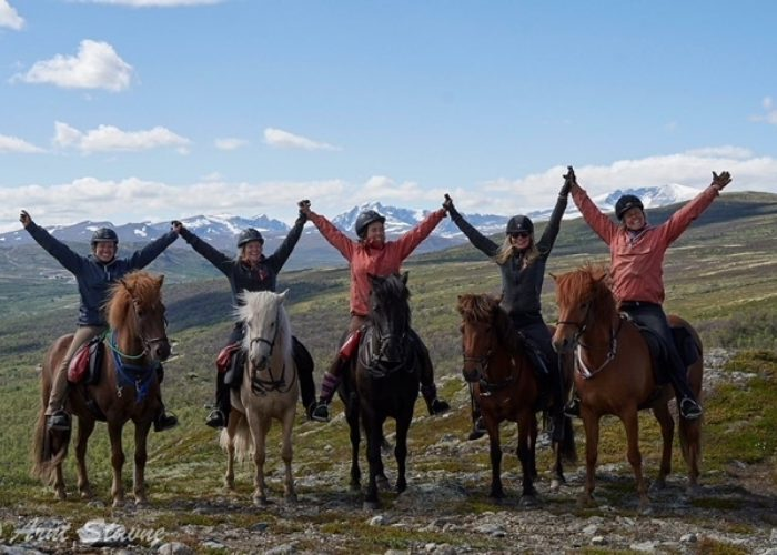 Hjerkinn Mountain Lodge and Mountain riding