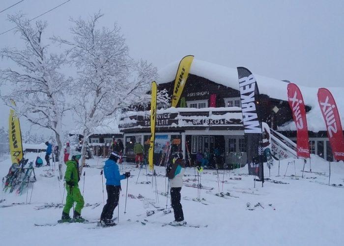 Bjorli Ski school & Ski rental