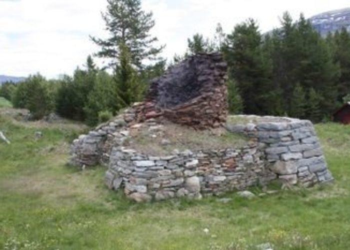 Jernverket - Lesjaverk Gard