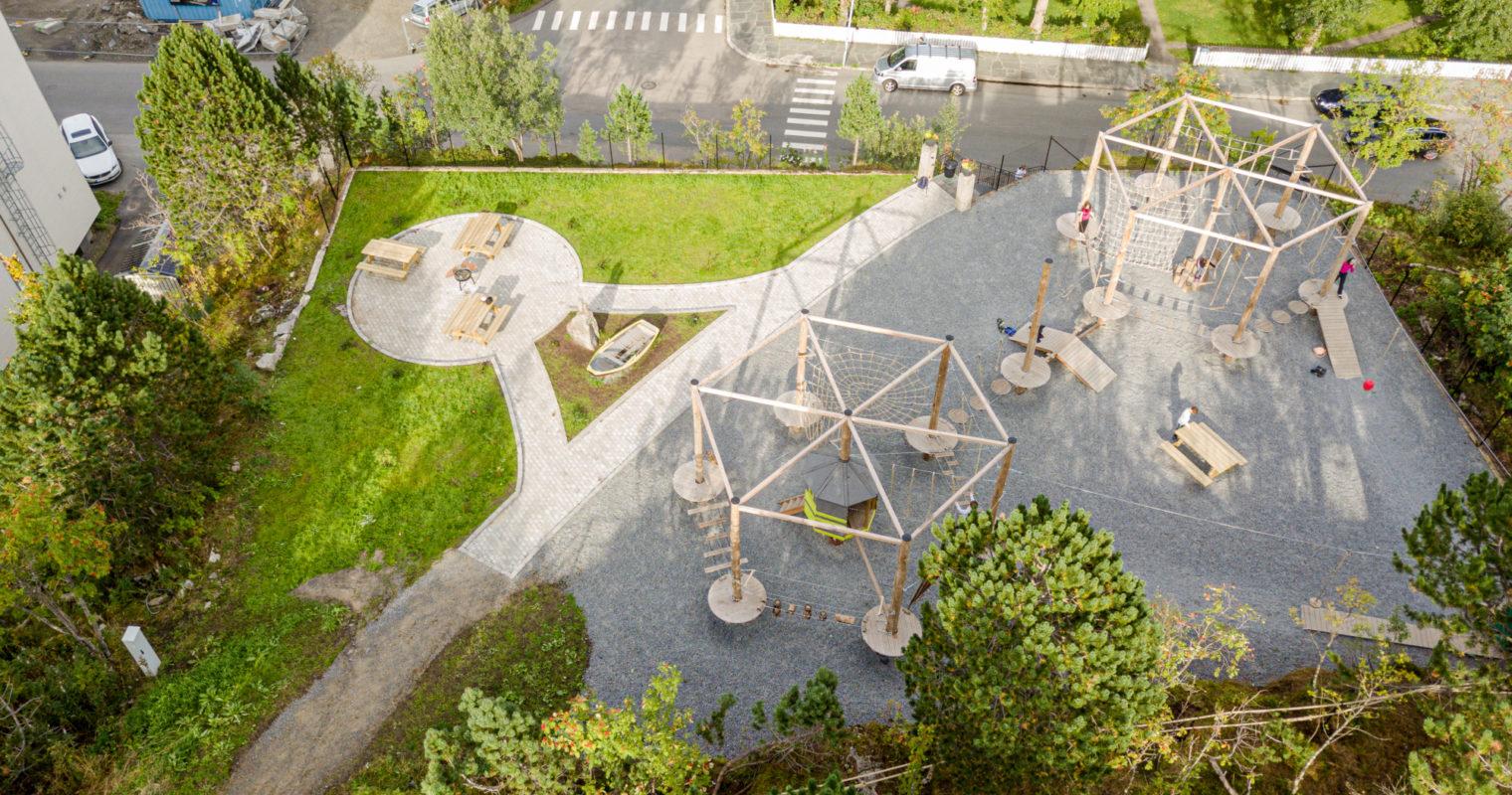 Playground in Svolvær