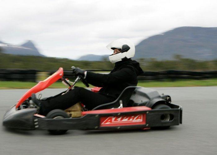 Halsa Motorsportsenter (EN)