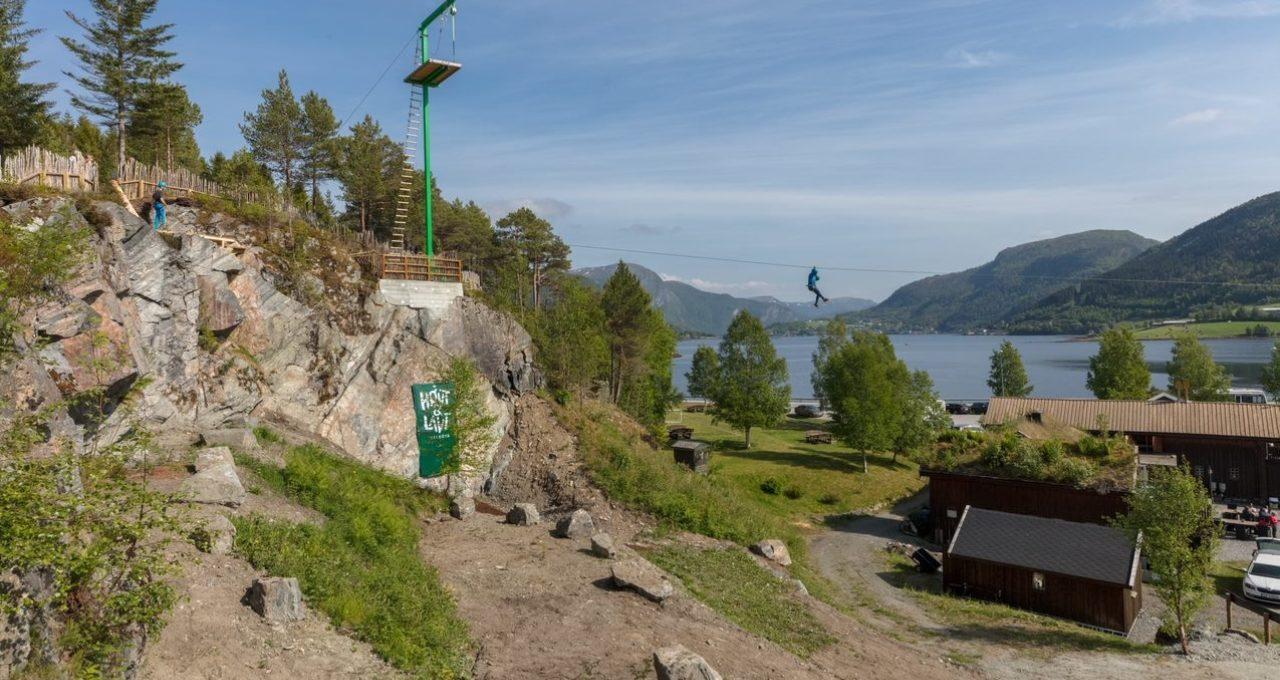 Høyt & Lavt Valsøya