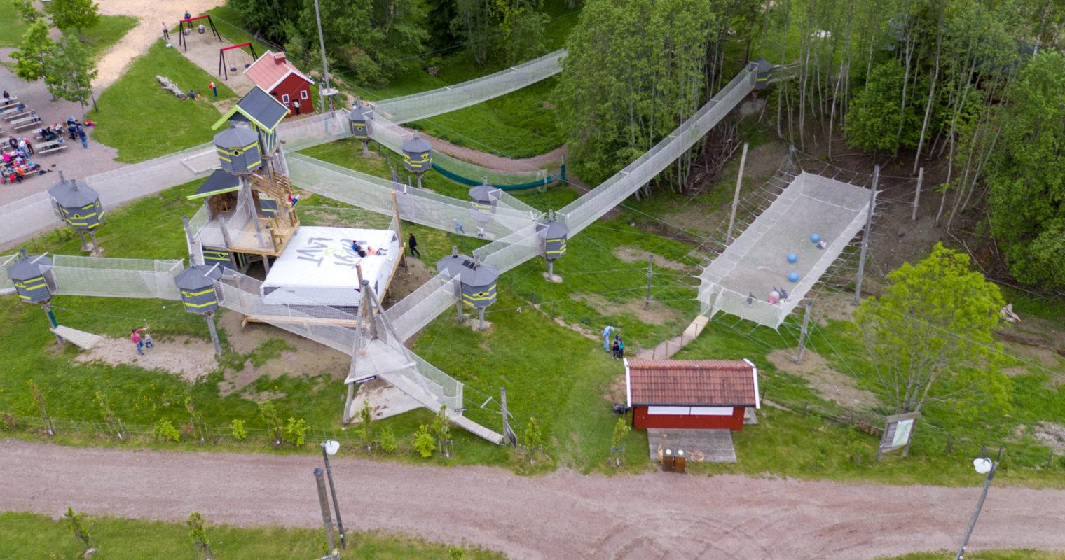 Net park in Vestfold