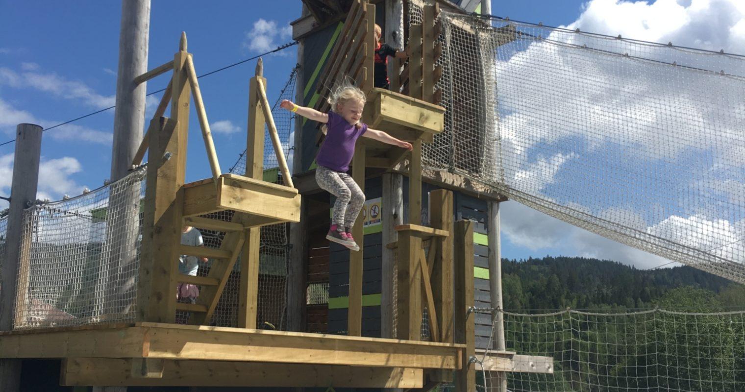 Nett & Sprett er perfekt for barna