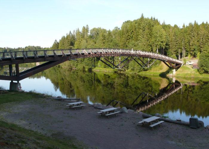 Kjærra fossepark (Gea Norvegica Geopark)
